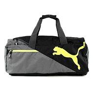 Puma Fundamentals Sports Bag M Quiet Shade-Sa - Športová taška
