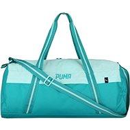 Puma Fundamentals Sports Bag II Aruba Blue-NA - Športová taška