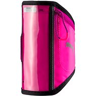 Puma PR Aj Šport Phone Armband Knockout Pink-Ultra vel. S / M - Puzdro