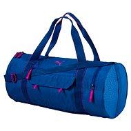 Puma Fit AT Sports Duffle True Blue - Ultra Magnet Adult - Športová taška