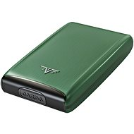 Tru Virto Credit Card Case Razor - Green Hunt - Peňaženka
