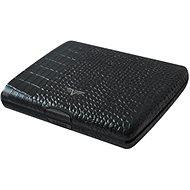 Tru Virto Papers & Cards Ray leather - Croco Black - Peňaženka