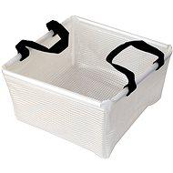 Acecamp Transparent Folding Square Basin 10L - Umývadlo