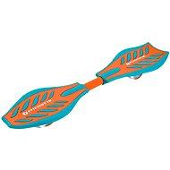 Razor Ripstik Brights - modrozelená/oranžová - Waveboard