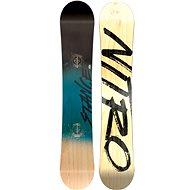 Nitro Štancel Wide vel. 156cm - Snowboard