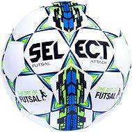 Select Futsal Attack, bielo modrý vel. 4 - Futsalová lopta