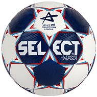 Select HB Champions League Men modro červený, veľ. 2 - Hádzanárska lopta