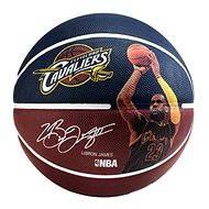 Spalding NBA player ball Lebron James vel. 7 - Lopta