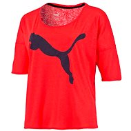 Puma The Good Life Tee Red Blast S - Tričko