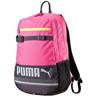 Puma Deck Backpack Fuchsia Pur - Batoh