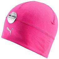 Puma Slick running hat Pink Glo Adult - Čiapka