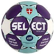 Select Solera - sky blue / white / purple veľ. 3 - Hádzanárska lopta