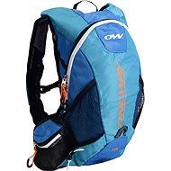 One Way Run Hydro Backpack 12L Blue / Orange - Športový batoh