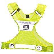 Nathan LightStreak Vest Safety Yellow L/XL - Reflexná vesta