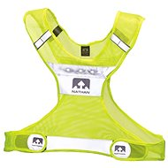 Nathan LightStreak Vest Safety Yellow S/M - Reflexná vesta