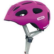 Abus Youn-I sparkling pink vel. S - Cyklistická helma
