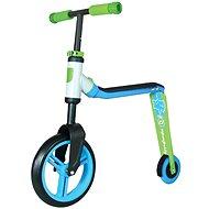 Scoot and Ride Highwaybuddy modro-zelená - 2 v 1