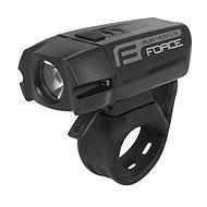 Force BUG-400 USB čierne - Svetlo na bicykel