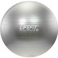Lifefit anti-burst 65 cm, strieborná