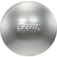 Lifefit anti-burst 75 cm, strieborná