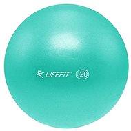 Lifefit overball 20 cm, tyrkysová