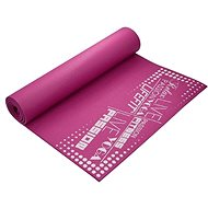 Lifefit slimfit plus, gymnastická 173x61x0,6cm, bordó - Podložka