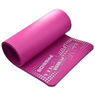 Lifefit yoga mat exkluzív plus, 180 × 60 × 1,5 cm, bordová - Podložka