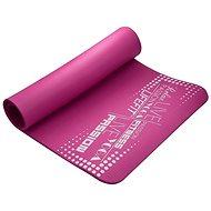 Lifefit yoga mat exkluziv, 100 × 60 × 1 cm, bordová - Podložka