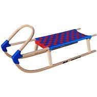 SULOV LAVINA, 125cm, plastové madlo, modro-červené