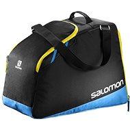 Salomon Extend Max Gearbag Black/Process Blue/Ye - Športová taška