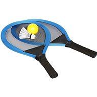 Sada raket tenis & badminton, modrá - Športová súprava