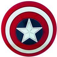 Avengers Assemble - Captain America štít 35 cm - Doplnok ku kostýmu