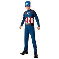 Avengers Assemble - Capitan America Action Suite - Detský kostým