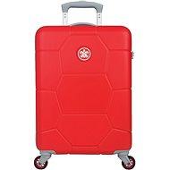 Suitsuit TR-1243/3-S ABS Caretta Fiery Red - Cestovný kufor