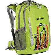 Boll School Mate 18 Giraffe Lime - Školský batoh