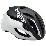 Met Rival 2017 čierna / biela - Cyklistická helma