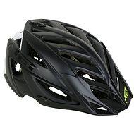 Met Terra 2017 matná čierna / biela, veľkosť 54/61 - Cyklistická helma