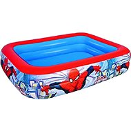 Nafukovací bazén obdĺžnikový Spiderman - 201x150x51 cm - Nafukovací bazén