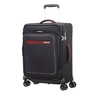 American Tourister Airbeat Spinner 55 EXP Universe Black - Cestovný kufor s TSA zámkom