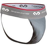McDavid Athletic Supporter/mesh w/FlexCup™, sivá XL - Suspenzor