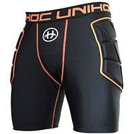 Unihoc brankářské šortky FLOW black M/L