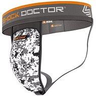 Shock Doctor suspenzor se Soft Cup vložkou 234, bílá XXL - Suspenzor