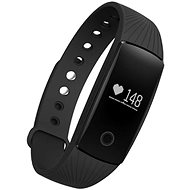 UMAX U-Band 107HR Black - Fitness náramok