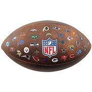 Wilson NFL Off Throwback 32 Team Logo - Lopta na americký futbal