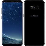 Samsung Galaxy S8 čierny - Mobilný telefón