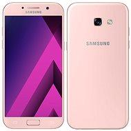 Samsung Galaxy A5 (2017) ružový - Mobilný telefón