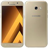 Samsung Galaxy A5 (2017) zlatý - Mobilný telefón