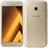 Samsung Galaxy A3 (2017) zlatý - Mobilný telefón