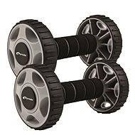 Spokey Double Wheeld - Posilňovacie koliesko