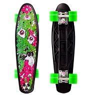 Street Surfing FUEL BOARD Melting - Artist Series - Plastový skateboard
